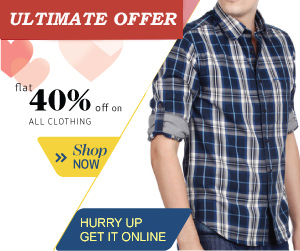 Amazing Offer on Clothing