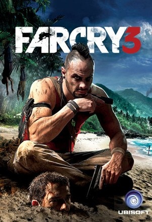 FAR CRY 3 VIDEO GAME FROM UBISOFT