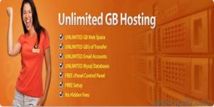 unlimitedGB Best and Cheap Web Hosting in India